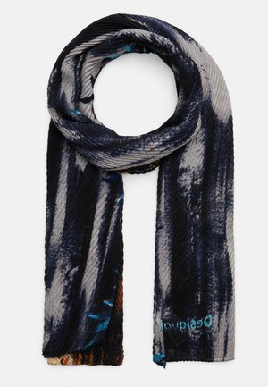 FOUL MAYONG - Scarf - blue
