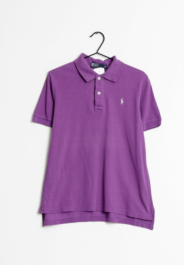 Poloshirt - purple