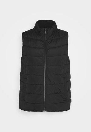 PUFFER VEST - Vest - true black