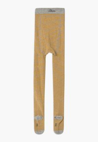 s.Oliver - JUNIOR 2 PACK - Tights - golden yellow - 1