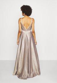Luxuar Fashion - Vestido de fiesta - gold - 2