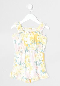 River Island - Jumpsuit - pink/yellow - 1