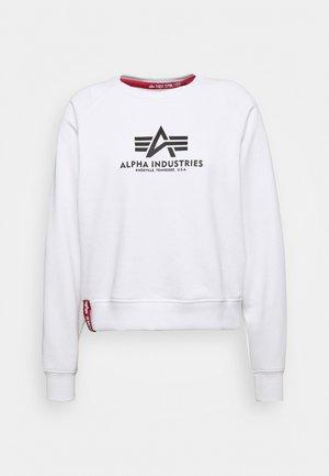 BOXY - Sweatshirt - white
