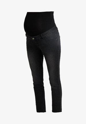 ANKLE GRAZER - Jeans Skinny Fit - black washed
