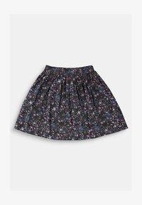 Esprit - Pleated skirt - black - 0