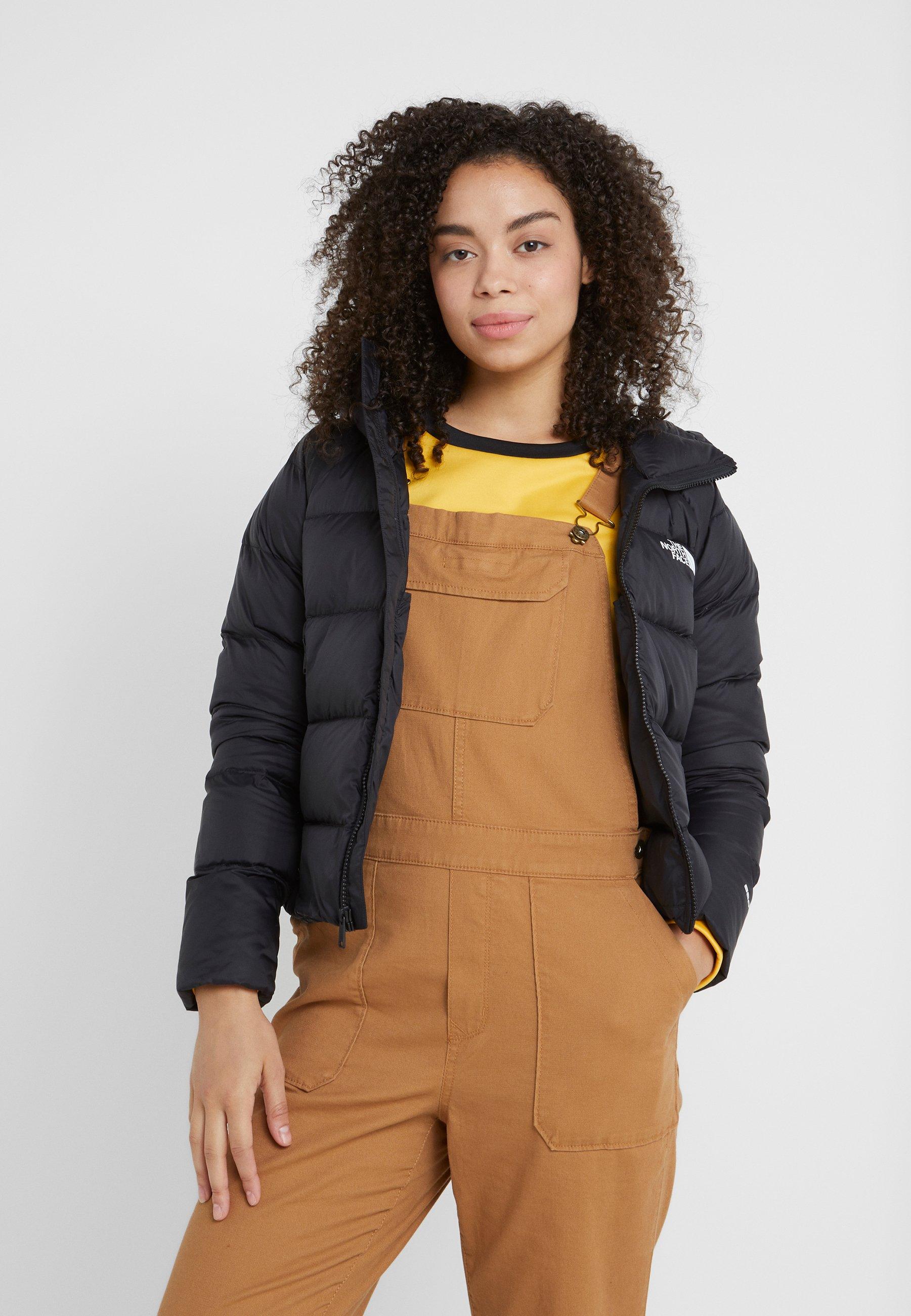 Women HYALITE HOODIE - Down jacket