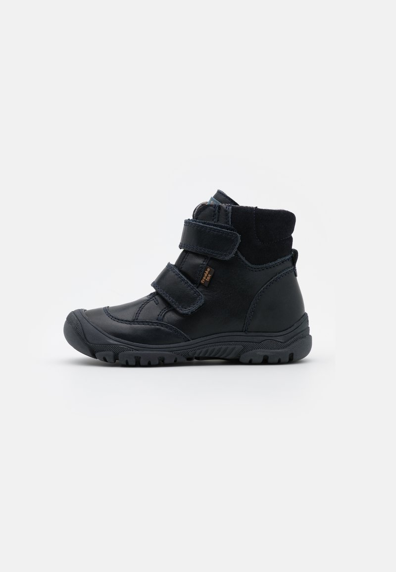 Froddo - LINZ TEX LOW MEDIUM FIT - Classic ankle boots - dark blue