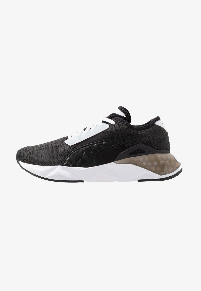 Puma - CELL PLASMIC - Treningssko - black/white