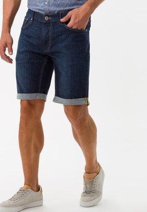 STYLE BUCK - Denim shorts - dark blue used