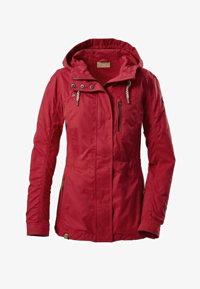 HELDER WMN - Light jacket - red
