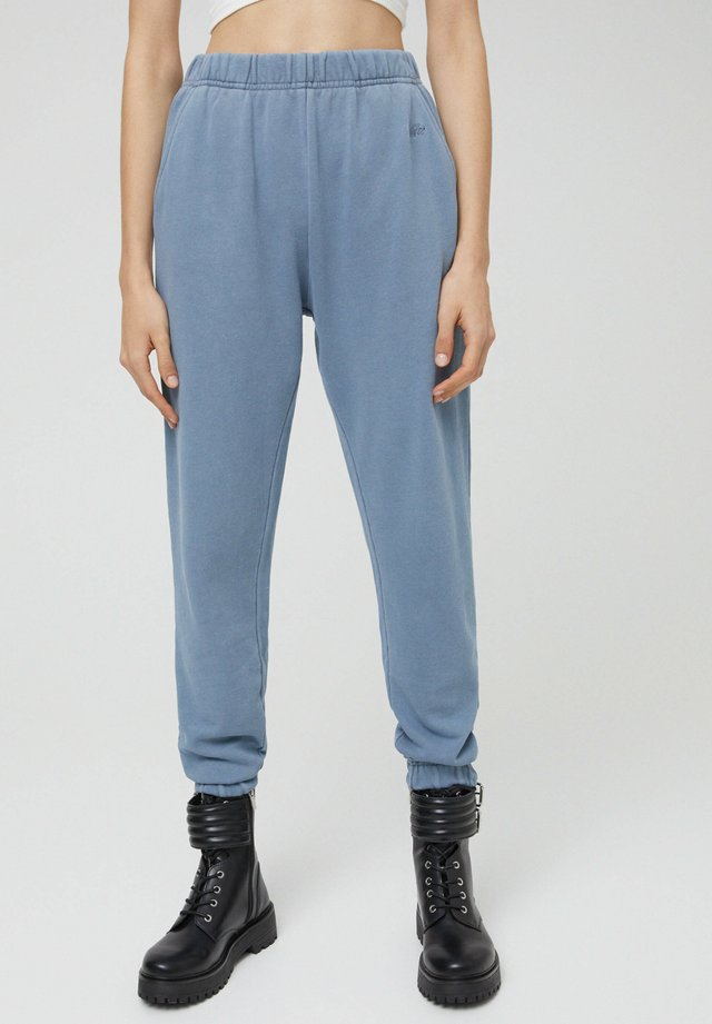 Trainingsbroek - mottled blue