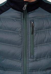 INDICODE JEANS - ALTERIO - Light jacket - jungle green - 3