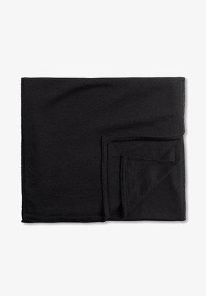AUS ULTRALIGHT - Scarf - schwarz black