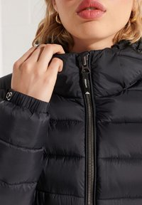 Superdry - Winter jacket - black - 3
