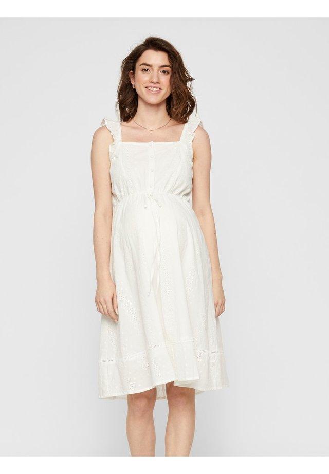 Robe d'été - snow white