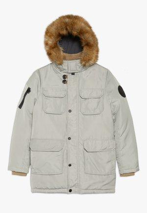 Zimní kabát - classic grey