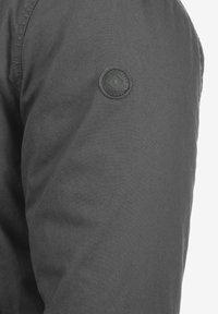 Solid - DARNELL - Winter coat - dark grey - 4