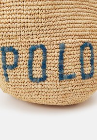 Polo Ralph Lauren - Velká kabelka - natural/blue - 4