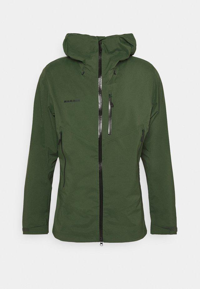KENTO - Hardshell jacket - woods