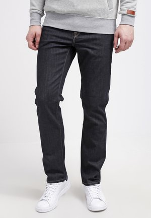 SOLVER - Jeans a sigaretta - rinse