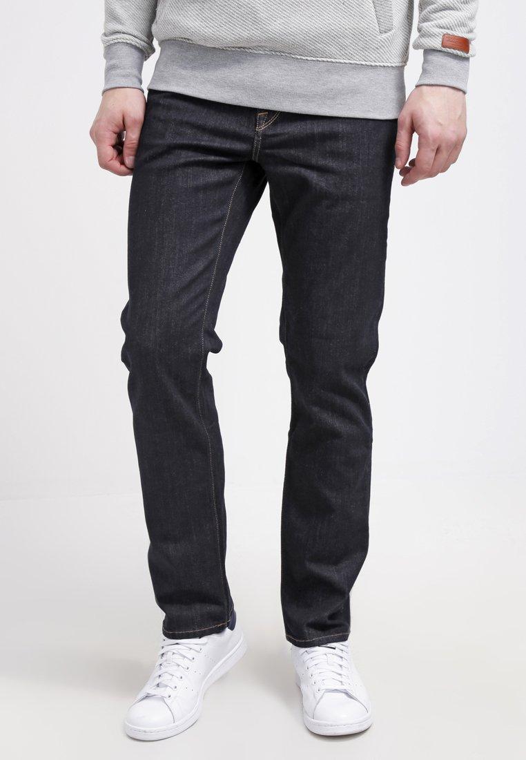 Volcom - SOLVER DENIM PANT - Straight leg jeans - rinse