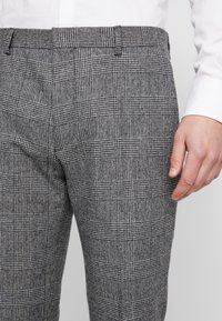 Shelby & Sons - KIRKHAM SUIT DOUBLE BREASTED  - Suit - grey - 6