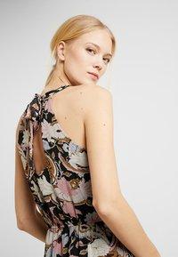 Anna Field - Maxi dress - blue/rose - 5