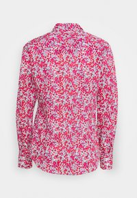 J.CREW - PERFECT LIBERTY WILTSHIRE - Blůza - berry multi - 1