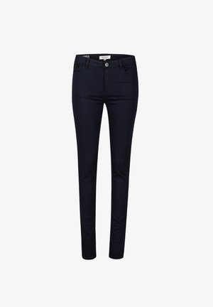 STANDARD WAISTED SKINNY TROUSERS - Vaqueros pitillo - dark blue