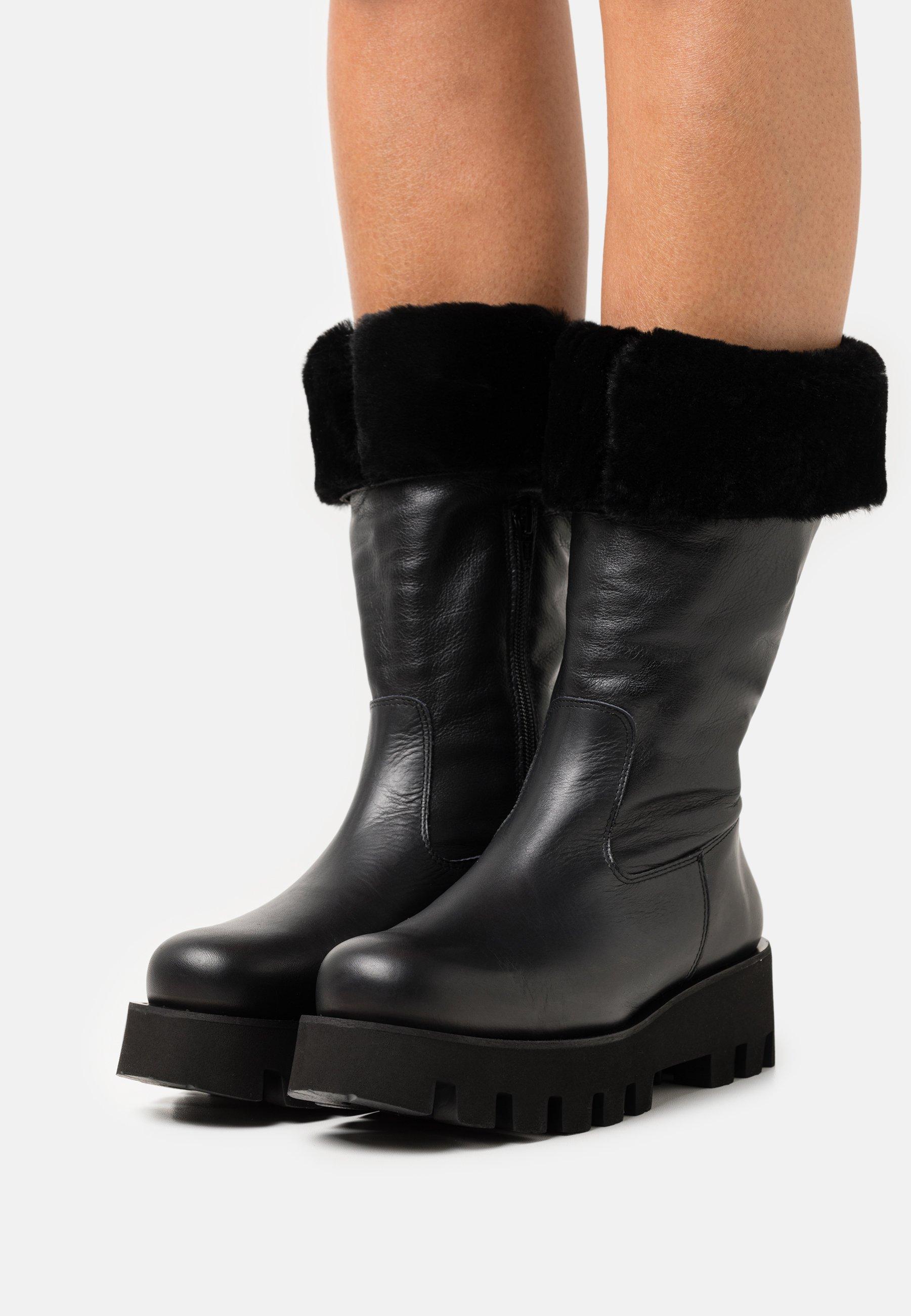 Women LUCA - Platform boots