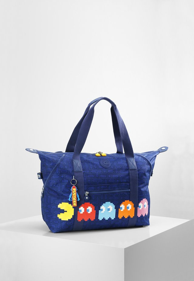 ART M - Tote bag - blue