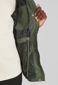 Regatta - NARELLE - Waterproof jacket - thyme leaf - 6