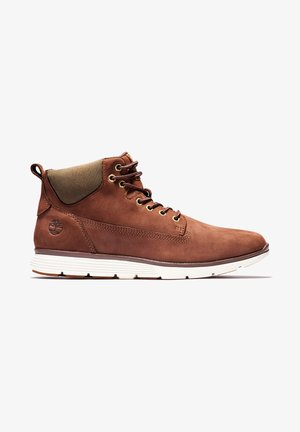KILLINGTON CHUKKA - Lace-up boots - dkbrown nubuck wcord