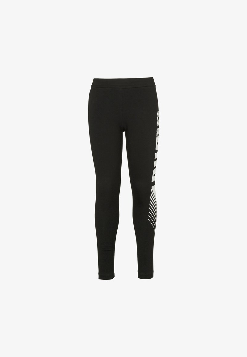 Puma - GRAPHIC  - Leggings - black