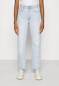 Weekday - VOYAGE ECHO - Straight leg jeans - fresh blue - 0