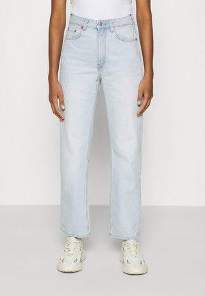 VOYAGE ECHO - Jeans a sigaretta - fresh blue