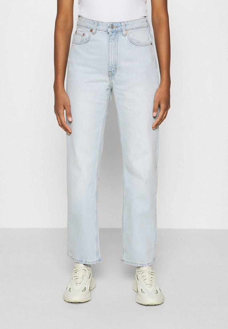 Weekday - VOYAGE ECHO - Straight leg jeans - fresh blue