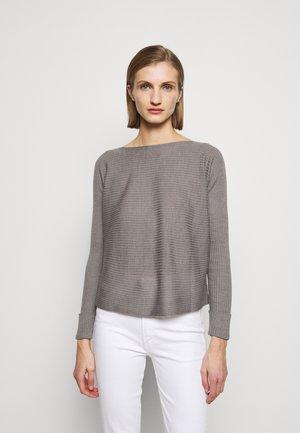 IMMENSO - Jumper - grigio perla