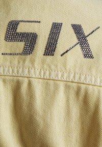 Miss Sixty - Denim dress - yellow - 3
