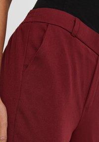 Vero Moda - Trousers - cabernet - 3