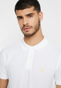 Benetton - Polo shirt - white - 3