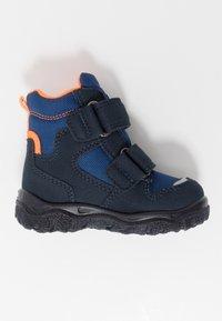 Superfit - HUSKY - Winter boots - blau/orange - 1