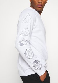 The North Face - GEODOME TEE  - Langarmshirt - white - 3