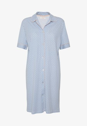 NIGHTDRESSES BOYFRIEND - Noční košile - blue light combination