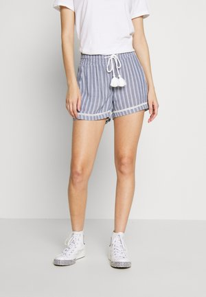 BOLD BLOOMS - Shorts - true navy