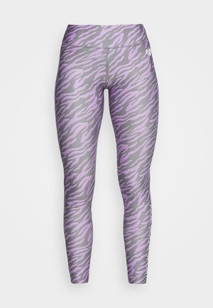 ZEBRA TIGHT - Punčochy - lilac