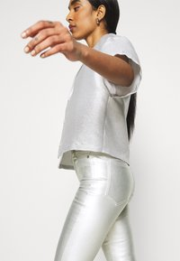 Dr.Denim - MOXY - Jeans Skinny Fit - silver - 4