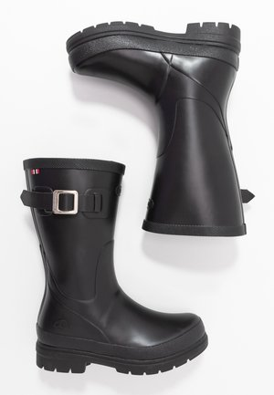 VENDELA - Wellies - black