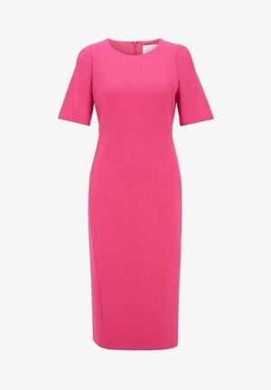 DALUNE - Robe fourreau - pink