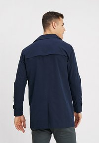 Selected Homme - SLHTIMES - Trench - dark sapphire - 2
